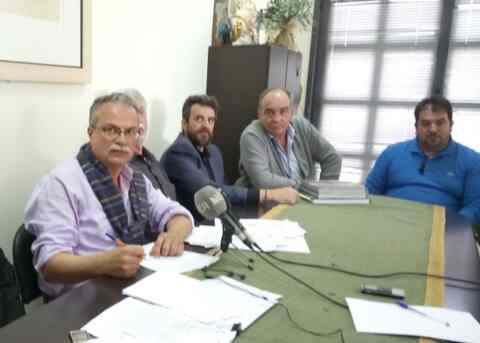 Μετρά ακόμα πληγές από την κακοκαιρία ο Δήμος Πλατανιά