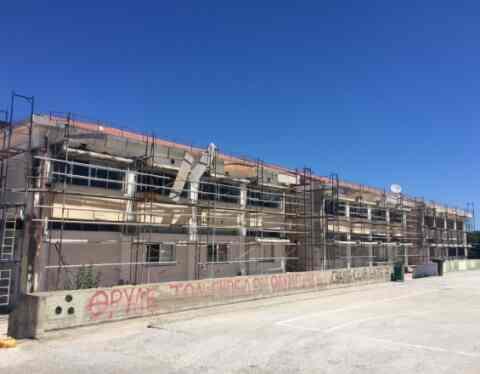 Έργα ύψους ενός εκατ. ευρώ για την επισκευή και αποκατάσταση σχολικών κτιρίων και αύλειων χώρων