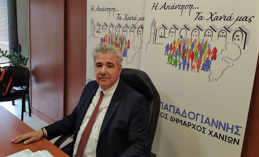 Ο Άρης Παπαδογιάννης παρουσίασε τους 130 πρώτους υποψήφιους του συνδυασμού του