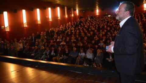 Το πρόγραμμα και τους υποψήφιούς του παρουσίασε ο Γρηγόρης Αρχοντάκης
