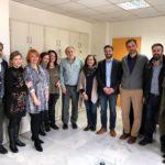 Επισκέψεις σε φορείς υγείας των Χανίων από τον Παναγιώτη Σημανδηράκη
