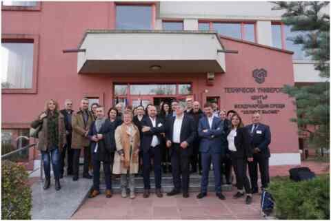Το ΕΒΕΧ στην 5η διακρατική συνάντηση των εταίρων του προγράμματος GSS CVET, στην Σόφια