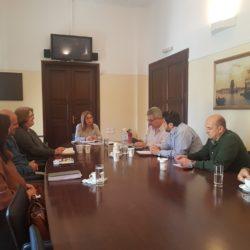 Το πρόβλημα των εισβολικών ειδών στην αλιεία, στην συνάντηση αντιπροσωπείας του ΓΕΩΤΕΕ Κρήτης με την συντονίστρια της Αποκεντρωμένης διοίκησης