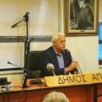 Την υποψηφιότητά του ανακοίνωσε ο Χαράλαμπος Κουκιανάκης