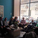 Σε φορείς κοινωνικής πρόνοιας των Χανίων ο Γρηγόρης Αρχοντάκης