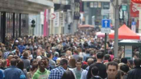 Ο πληθυσμός της Γης έφθασε τα 7,7 δισεκατομμύρια. Αυξάνεται το μέσο προσδόκιμο ζωής