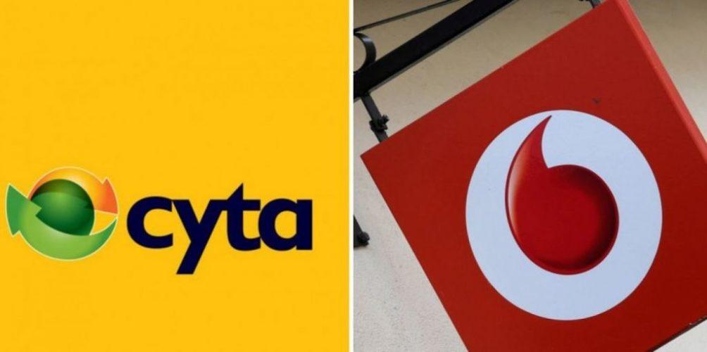 Στην Vodafone πέρασαν οριστικά από χθες οι συνδρομητές της Cyta