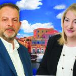 «Μαζί για τα Χανιά της επόμενης μέρας»: Κοινή κάθοδος στις εκλογές για Νάνσυ Αγγελάκη και Γρηγόρη Αρχοντάκη.