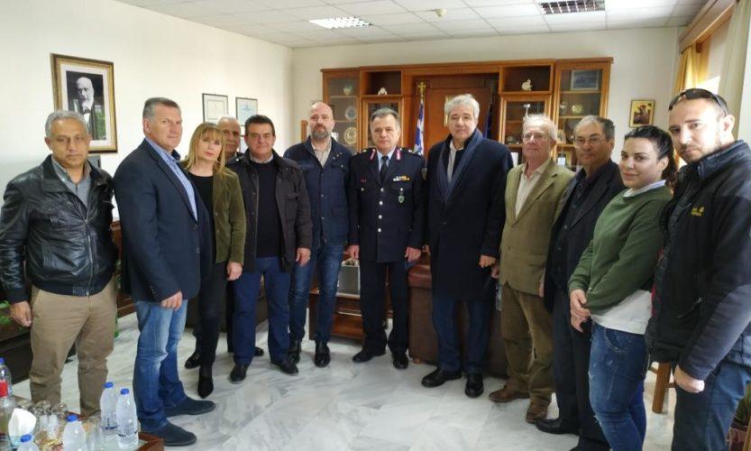 Άρης Παπαδογιάννης: Ενιαίο συντονιστικό σχέδιο μεταξύ ΕΛ.ΑΣ. &  Δημοτικής Αστυνομίας η οποία θα επανασυσταθεί