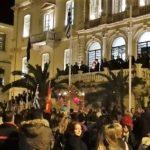 Για άλλη μια χρονιά, έξι επιτάφιοι θα συναντηθούν στην πλατεία Δικαστηρίων