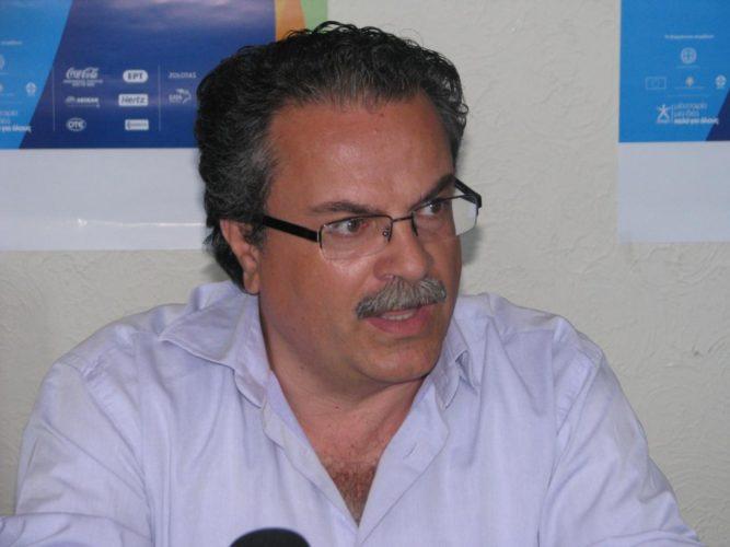 Τρίτη θητεία στον δήμο Πλατανιά θα διεκδικήσει ο Γιάννης Μαλανδράκης