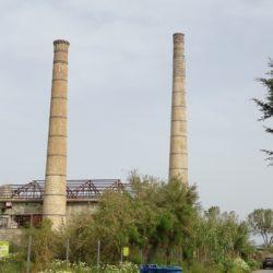 Διατηρητέα μνημεία οι καμινάδες της πρώην ΑΒΕΑ στη Νέα Χώρα