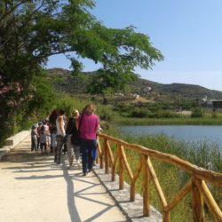 Κεντρική εκδήλωση του Δήμου Χανίων για τον εορτασμό της Πρωτομαγιάς στη λίμνη της Αγιάς