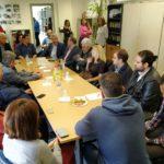 Υπηρεσίες του δήμου Χανίων επισκέφθηκε ο Άρης Παπαδογιάννης