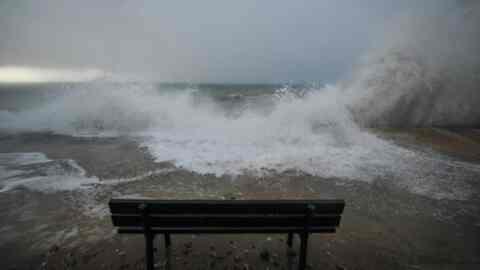 Προσοχή εφιστούν οι μετεωρολόγοι στην ενίσχυση των νότιων ανέμων στην Κρήτη