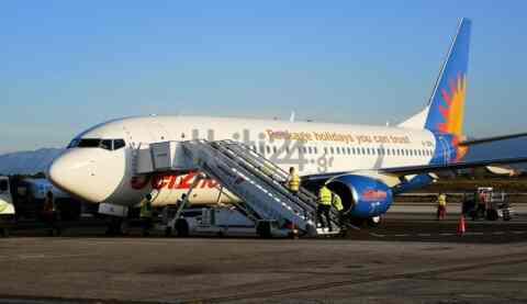 Μία ακόμη αεροπορική εταιρεία προσγειώθηκε στο «Δασκαλογιάννης» Χανίων