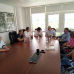 Επαφές του Άρη Παπαδογιάννη με εκπροσώπους φορέων και κατοίκους των Χανίων