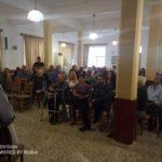 Με δημότες του Κολυμβαρίου συναντήθηκε ο Γιάννης Μαλανδράκης