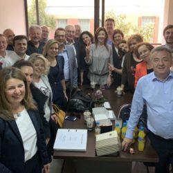 Στον Πλατανιά οι υποψήφιοι περιφερειακοί σύμβουλοι Χανίων του συνδυασμού «Κρήτη η Ζωή μας»