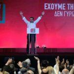 Τσίπρας από Χανιά : Ο τροχός της ιστορίας έχει αλλάξει φορά