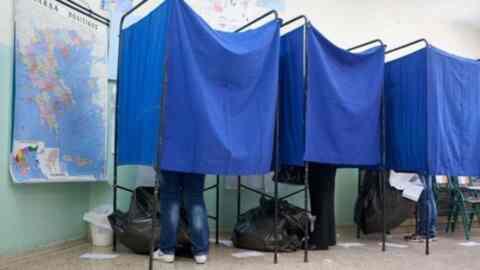 """Έτοιμος ο εκλογικός μηχανισμός της Περιφέρειας Κρήτης. Η """"ακτινογραφία"""" των εκλογών στο νησί"""