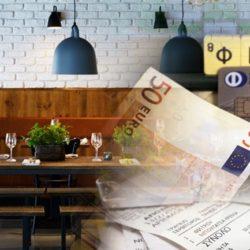 """Τα κόλπα με τον ΦΠΑ στην εστίαση. Πώς """"τρώνε"""" τη μείωση αυξάνοντας τις τιμές"""