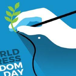 Δημοσιογράφοι ενώνουν τη «φωνή» τους για τον εορτασμό της Παγκόσμιας Ημέρας Ελευθερίας του Τύπου