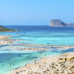 Guardian: Μία παραλία της Κρήτης στις καλύτερες στην Ευρώπη