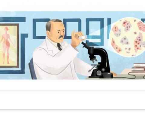 Τον Γεώργιο Παπανικολάου τιμάει σήμερα η Google
