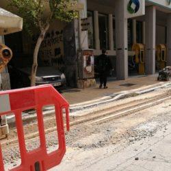 Κλειστή από σήμερα η οδός Τζανακάκη
