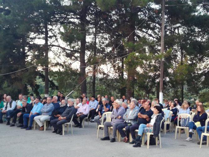 Εορτασμός της Παγκόσμιας Ημέρας Περιβάλλοντος στον Κυπάρισσο του Πλατανιά