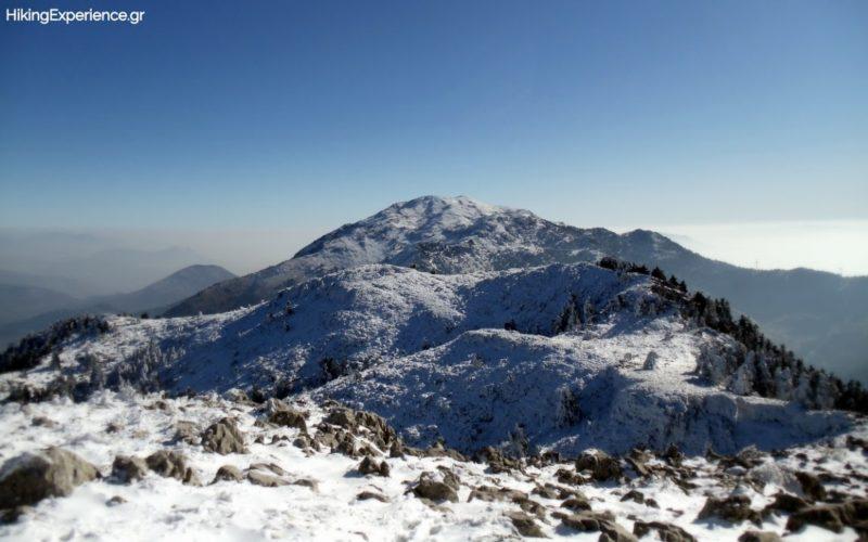 O Ορειβατικός Χανίων στo Όρος Ελικώνας για την 79η Πανελλήνια Ορειβατική Συγκέντρωση