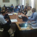Στην Χίο, αντιπροσωπεία του ΕΒΕΧ, για τις εργασίες του προγράμματος INSULEUR