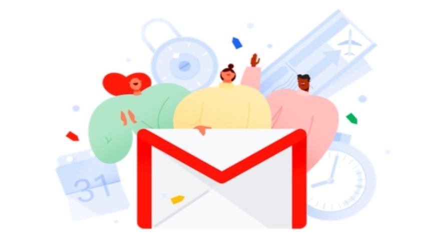 Στις αρχές Ιουλίου διαθέσιμα σε όλους τα dynamic emails της Google