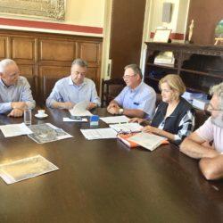 Υπεγράφη στα Χανιά η σύμβαση για αντιπλημμυρικά έργα και έργα αποκατάστασης ζημιών της θεομηνίας του Φεβρουαρίου