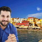 Ο Παναγιώτης Σημανδηράκης, νέος δήμαρχος Χανίων. Οι δηλώσεις των πρωταγωνιστών