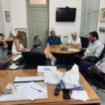"""Ενεργοποιείται η συνεργασία Περιφέρειας, ΙΤΕ και """"Αμφικτιονίας"""""""