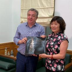 Θετικά βήματα καταγράφει η Κρήτη στην τουριστική συνεργασία με την Κίνα