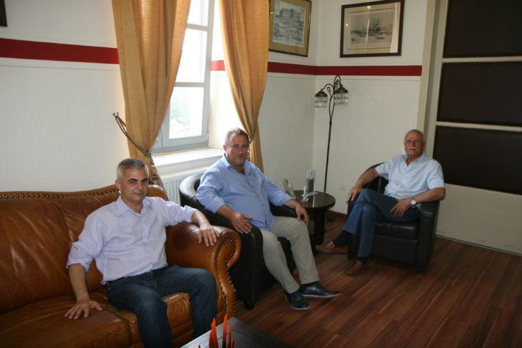 Όλα τα φλέγοντα θέματα της Κισάμου, στην συνάντηση Μυλωνάκη-Βουλγαράκη