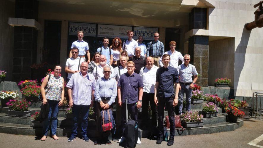 Η Περιφέρεια Κρήτης στο Ιάσιο της Ρουμανίας στο πλαίσιο της διαπεριφερειακής συνάντησης του Ευρωπαϊκού έργου iWATERMAP