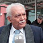 Δημοσία δαπάνη και με τιμές εν ενεργεία Δημάρχου η κηδεία του Μανώλη Σκουλάκη