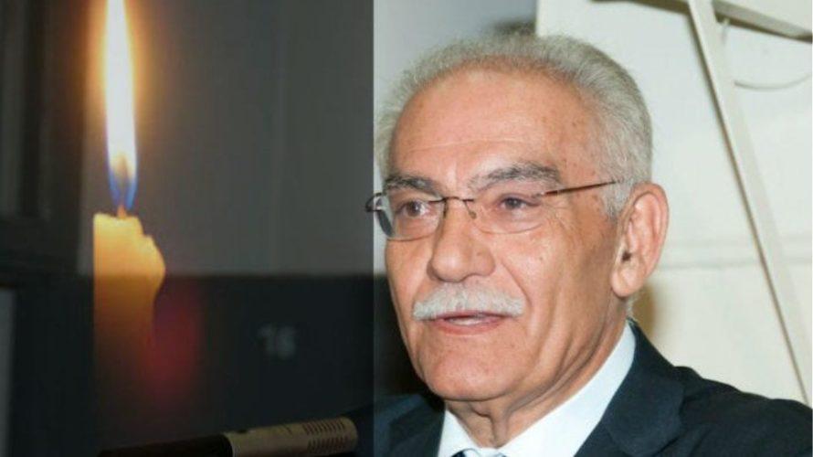 Συγκίνηση στα Χανιά από τον θάνατο του πρώην υπουργού, βουλευτή και δημάρχου Μανώλη Σκουλάκη