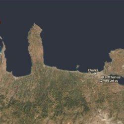 Ασθενής σεισμός έγινε αισθητός στα Χανιά τα μεσάνυχτα