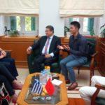 Κινέζικη ταινία για τα γεγονότα της Λιβύης θα γυριστεί στην Κρήτη