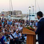 Σε κλίμα σύμπνοιας & συνεργασίας ορκίστηκε η νέα δημοτική αρχή των Χανίων