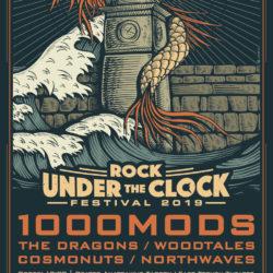 Απόψε το 4ο Rock under the clock Festival, στην Ανατολική Τάφρο