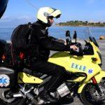 Αντώνης Ροκάκης: Να επιστρέψει η μοτοσικλέτα του ΕΚΑΒ στα Χανιά