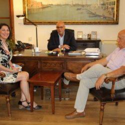 Η πρέσβειρα του Μαυροβουνίου, στον δήμο Χανίων