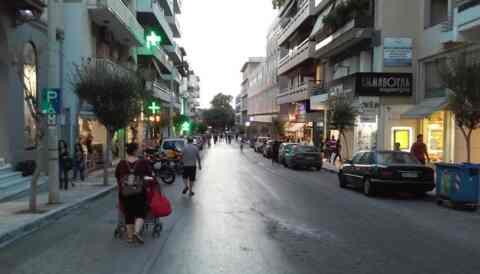 Σύμβαση εκπόνησης μελέτης για την ασφάλεια των πεζών στους δρόμους των Χανίων