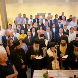 Ορκίσθηκε και αναλαμβάνει καθήκοντα το νέο Περιφερειακό Συμβούλιο Κρήτης